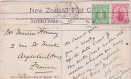 LB 14 : Nouvelle  Zélande :  AUCKLAND  Quenn  Street - Nouvelle-Zélande