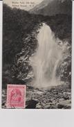LB 14 : Nouvelle  Zélande :  Bowen Falls 540 Feet , Milford  Sound , Chute D ' Eau - Nouvelle-Zélande