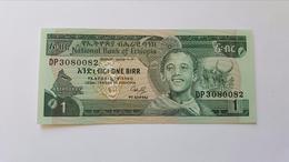ETIOPIA 1 BIRR - Ethiopie
