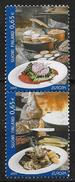 Finlande 2005 N°1715/1716 Neufs En Paire Verticale 1716A . Europa Gastronomie