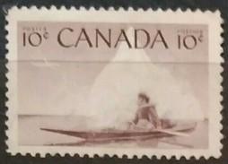 CANADA 1955 Proteccion De La Fauna Salvaje. USADO - USED.