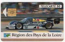 F277 Pays De La Loire 24h Du Mans 50 Unités N°A 256302 - France
