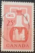 CANADA 1956 Industrias. USADO - USED.