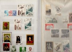 688-1) Album De Timbres De Pologne = 136 Timbres Environ - 1944-.... République