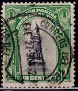 Peru, 1907, Monument Of Bolognesi, 1c, Scott# 168, Used - Peru