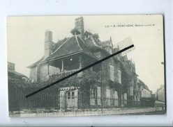 CPA -  Lot - 8 - St Saint Céré , Maison Louis IX - Saint-Céré