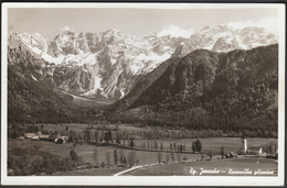 Slovenia 1933 / Zgornje Jezersko / Kamniške Planine / Mountains - Slovenia