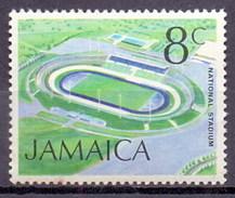 Jamaica (Jamaique) National Football Soccer Stadium (1v) MNH (M-116)