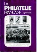La Philatelie Française N.386,1986,obl.viti-vinicole,cachet Allemand à Strasbourg,espéranto,entiers Postaux France - Français (àpd. 1941)