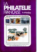 La Philatelie Française N.390,espéranto,monuments Sites France,timbres Provis. Tarifs Postaux,occupation Moselle,Hawai - Français (àpd. 1941)