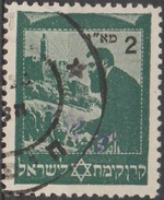 Israel FNJ KKL  Hetzel  (E8) - Sonstige