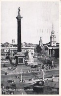 England London Trafalgar Square 1953
