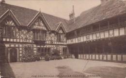 England Warwick Leicester Hospital The Courtyard - Warwick