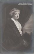 Belgique 1913. Carte Postale Envoyée De Vienne. Princesse Louise De Belgique, Fille De Léopold II (Avenue Louise) - Belgique