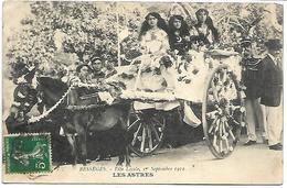 BESSEGES - Fête Locale : 1er Septembre 1912 - Les Astres - Bessèges