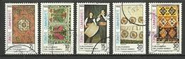 Turkey; 1981 2nd International Congress Of Turkish Folklore (Complete Set) - 1921-... República