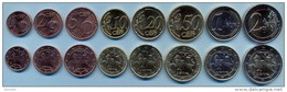 Lithuania Euro Set 2015 UNC / BU (8 Coins) - Lituanie