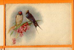 ALB212, Hirondelle, 112,  Circulée 1928 Sous Enveloppe - Vogels
