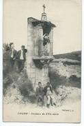 2669 - Orgon 13 Oratoire Du XVI ème Siècle Collect L.A Animée 1916 Bieux Pour Marseille - Sonstige Gemeinden