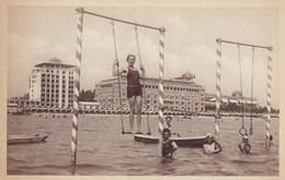 Lido Di Venezia, Spiaggia (pk34730) - Venetië (Venice)