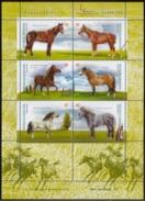 Argentina / Argentine - 2000 - Faune - Chevaux - Horses - Yvert 2197 / 2202 - Argentinië