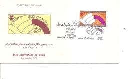 Iran- Congrès Médical( FDC De 1973 à Voir) - Iran