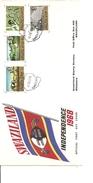 Swaziland -Indépendance ( FDC De 1968 à Voir) - Swaziland (1968-...)