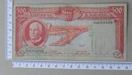 ANGOLA 500 ESCUDOS 1970       - (Nº18287) - Angola
