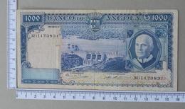 ANGOLA 1000 ESCUDOS 1970       - (Nº18290) - Angola