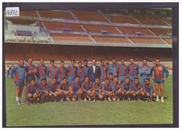 FORMAT 10x15cm - FOOTBALL - FC BARCELONA 1961-62 - TB - Soccer