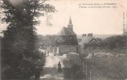 AUDEMBERT L 'église Au Fond Le Cap Gris Nez 1909 Top Animation