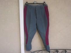 Pantaloni Originali Polizia Stradale Primi Modelli Anni '70 - Polizia
