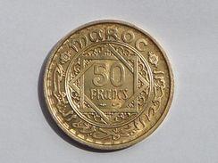 Maroc 50 Francs Morocco 50 Francs Marruecos 50 Francos - Marruecos