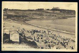 Cpa  Du 35  Cancale - La Plage De Port Mer   NCL68 - Cancale