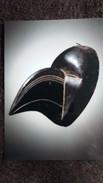 CPM COTE D IVOIRE MASQUE DAN BOIS ANCIENNES COLLECTIONS G DE MIRE C RATON  ED DAPPER - Costa De Marfil