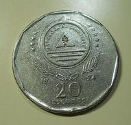 Cape Verde 20 Escudos 1994 - Cape Verde