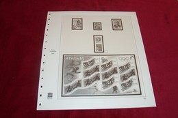 FEUILLE SAFE DUAL   2004  No 2137  PAGE 225 - Timbres