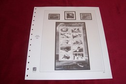 FEUILLE SAFE DUAL   2004  No 2137  PAGE 227 - Timbres