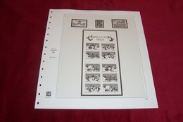 FEUILLE SAFE DUAL   2005  No 2137  PAGE 243 - Timbres