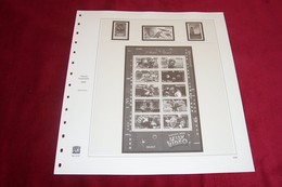 FEUILLE SAFE DUAL   2005  No 2137  PAGE 244 - Timbres