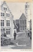 U.S.   CENTURY  OF  PROGRESS  1933  (o)  DOG  CART   BELGIAN  VILLAGE - Universal Expositions