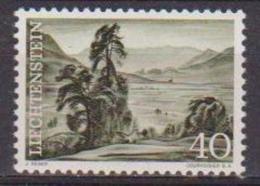 LIECHTENSTEIN 1959 SOGGETTI VARI UNIF. 345A  MNH XF - Liechtenstein
