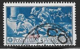 Italy  Aegean Islands Coo, Scott # 15 Used Ferrucci Issue, Overprinted, 1930 - Aegean (Coo)