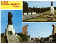 (245) Berlin - Treptow Memorial - Monuments