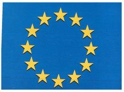 (245) European Parliament Flag - Ansichtskarten