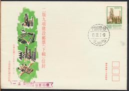 °°° FOLDER CHNA FORMOSA TAIWAN - MODERN REALIZATIONS - 1974 °°° - 1945-... Republik China