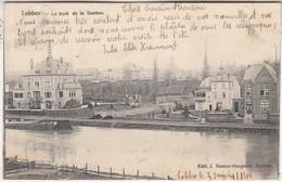 Lobbes - Le Bord De La Sambre - 1906 - Edit. J. Namur-Horgnies, Lobbes - Lobbes