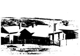 (933) Australia - NSW - Near Newcastle - Minmi Police Station (repro) - Newcastle