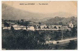 CPA - PONT-DE-L'ETOILE (Bouches Du Rhône) - Vue Générale - Other Municipalities