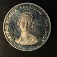 Belgium, 250 Francs 1995, 60th ANNIVERSARY DEATH QUEEN ASTRID. ARGENT - 07. 250 Francs